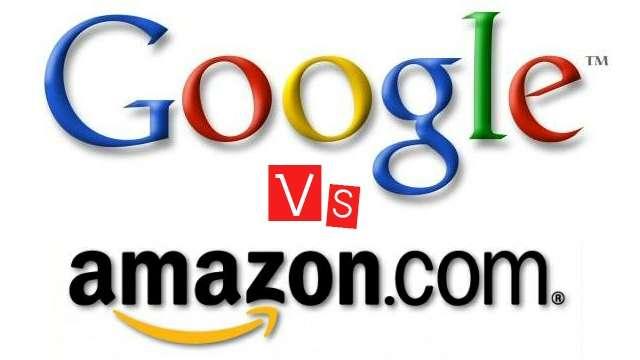 """""""google contro amazon"""""""
