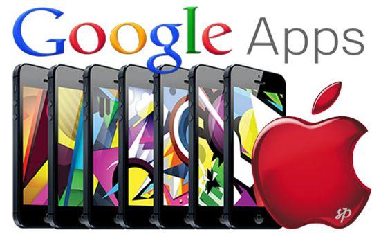 """google-apps-per-ios """