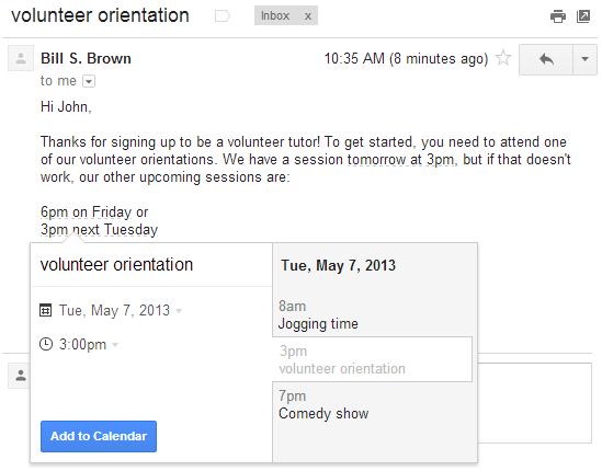 """da gmail a calendar"""