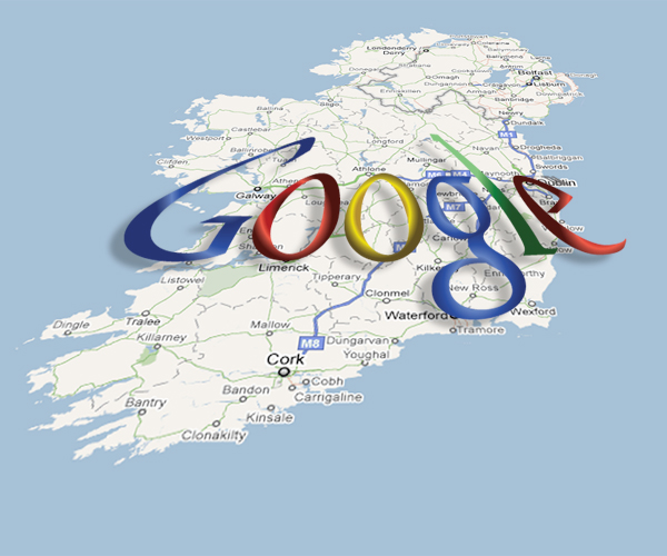 """Google ireland"""