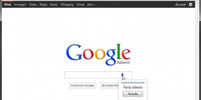 """""""ricerca-vocale-google-chrome"""""""