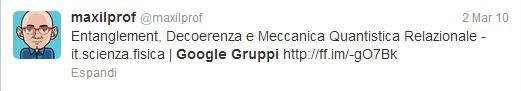 """""""google gruppi"""""""