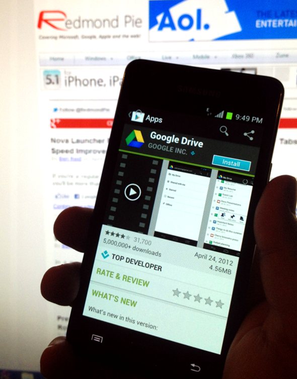 """Google-Drive-Android"""