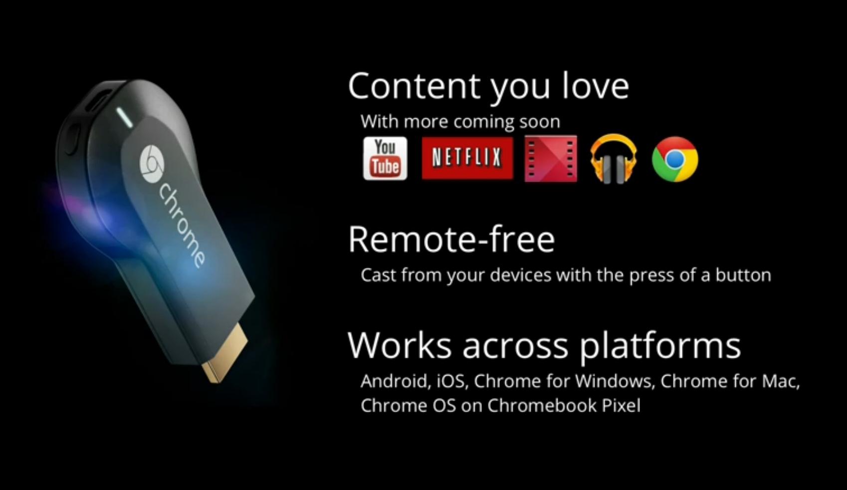 chromecast-chiavetta google