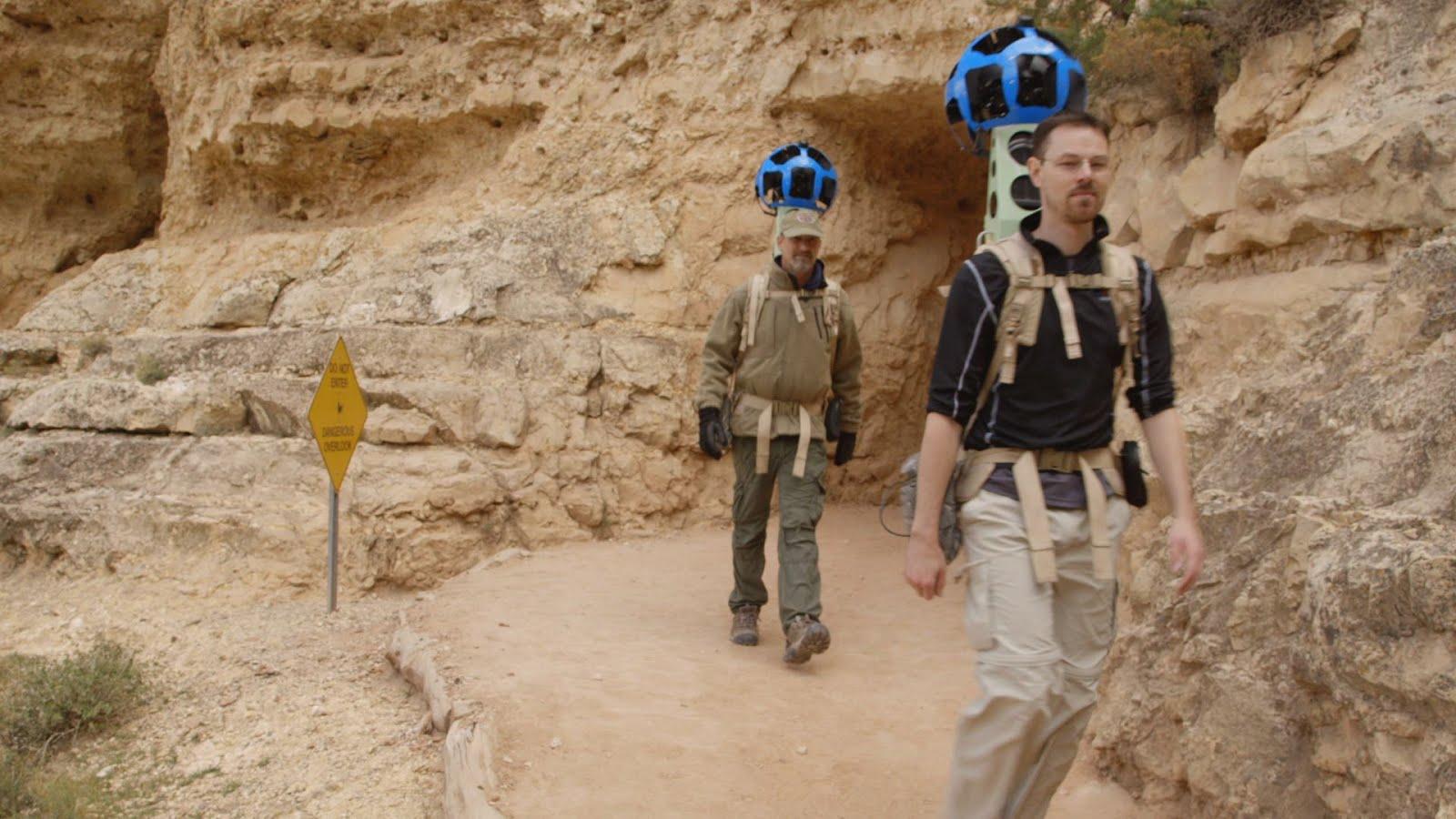 """""""google maps escursionisti"""""""