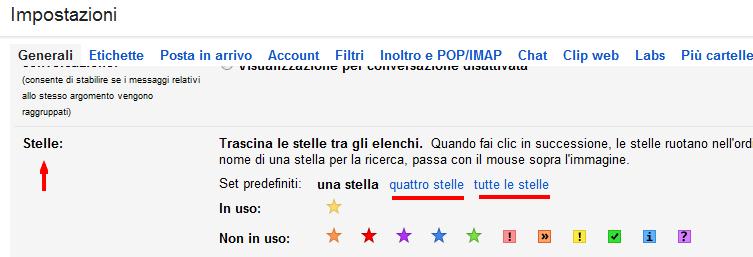 """""""Messaggi-Speciali-Gmail"""""""