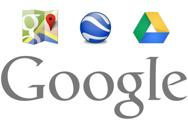 """google maps google drive"""