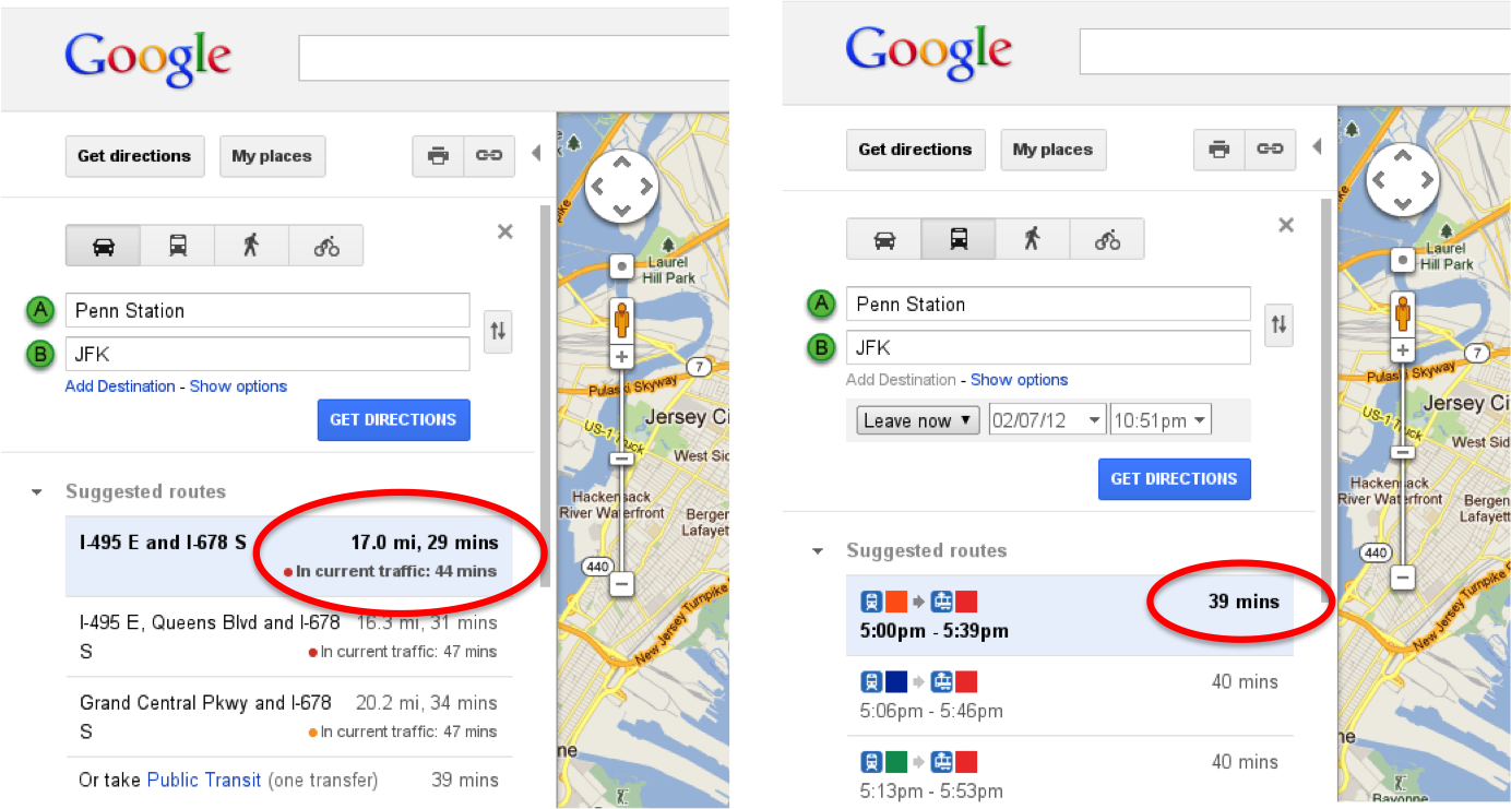 """google_maps_tempo_percorrenza_traffico"""
