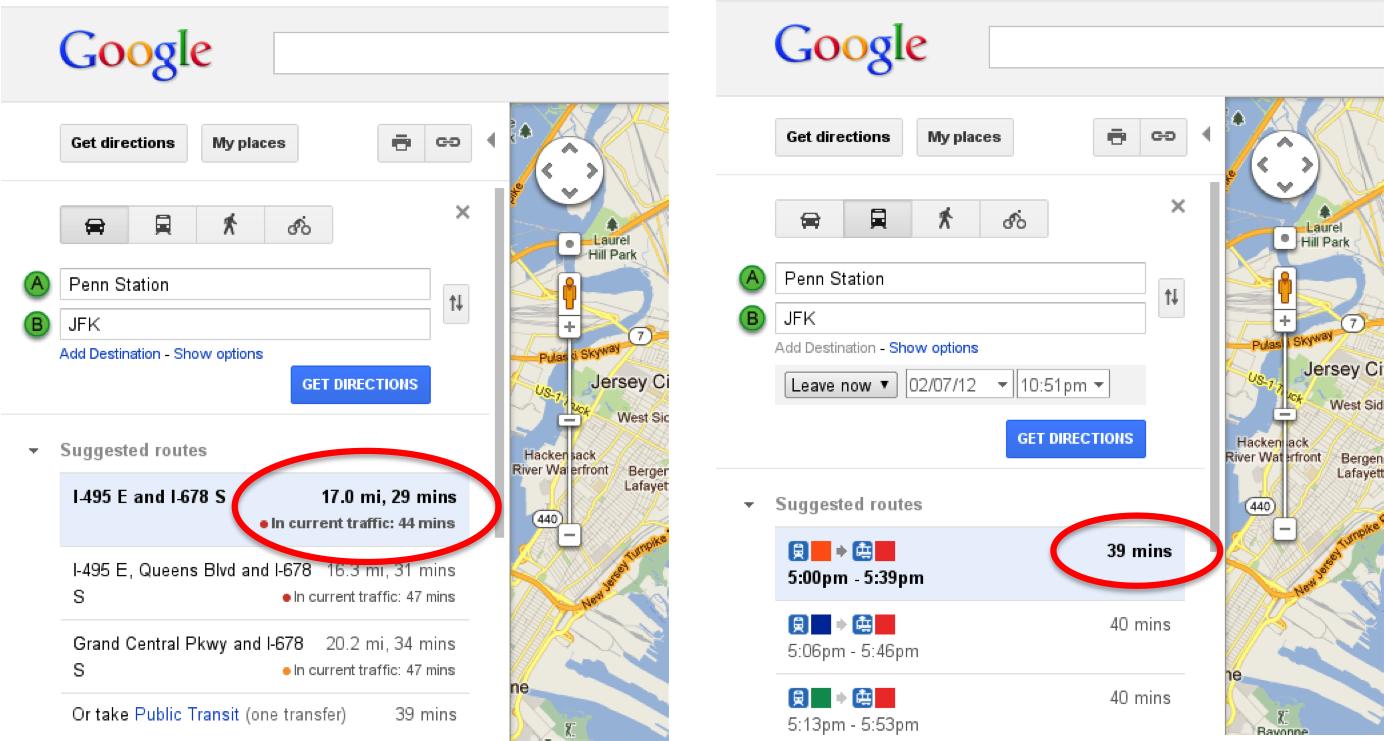 """""""google_maps_tempo_percorrenza_traffico"""""""