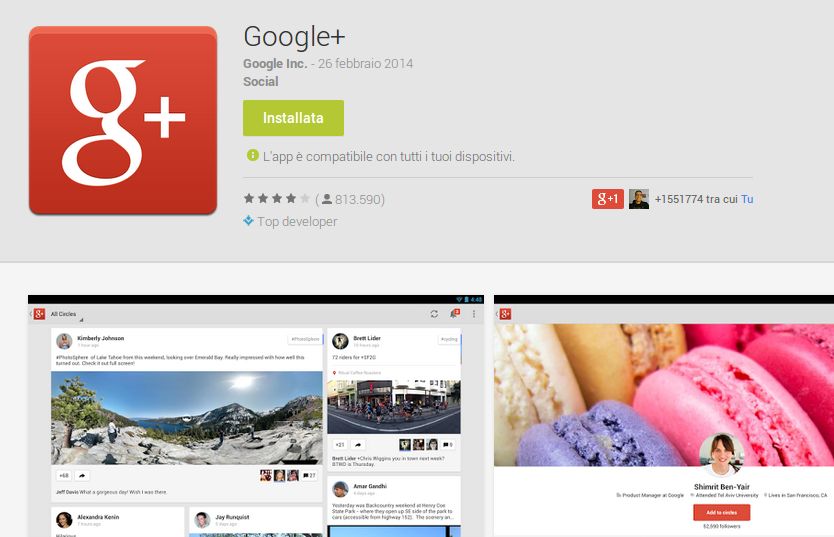 """Google-App-Android-su-Google-Play"""