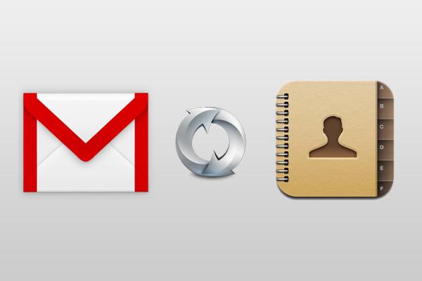 """sincronizzare gmail iphone"""