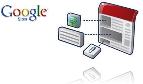 Siti con Google Sites