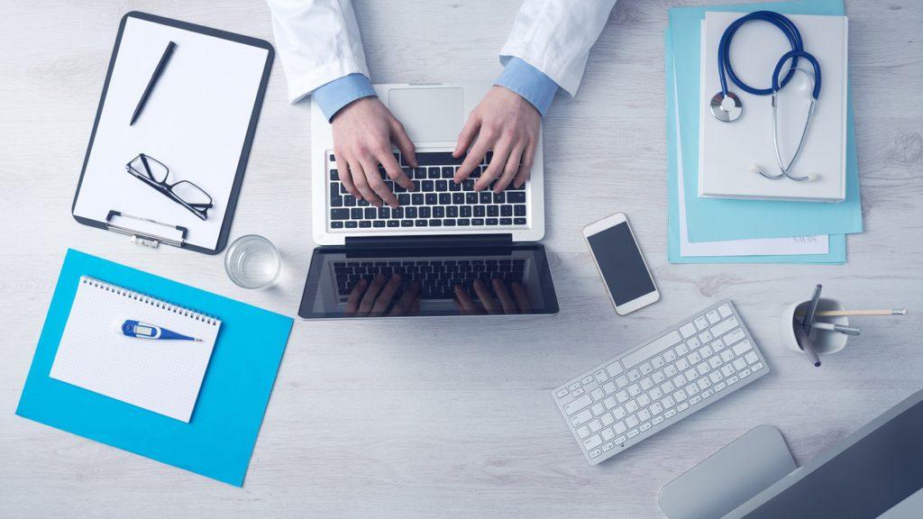 ricerca sintomi online